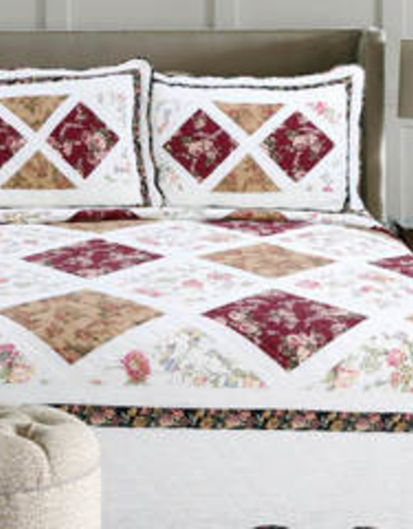 Quilt Sets Peace Arch Meridian 60960 Queen