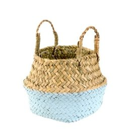 Indaba Basket Indaba Baby Belly Sky Blue