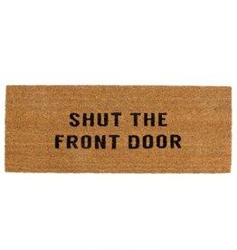 Indaba Doormat Indaba Shut The Front Door