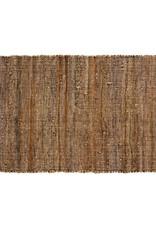 Indaba Rugs Indaba Bergen Leather Amber 2 x 3