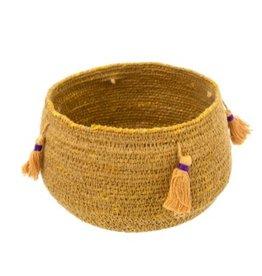 Indaba Basket Indaba Bella Yellow