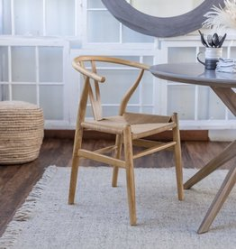 Style In Form SIF Frida Dining Chair Blonde FRI-002