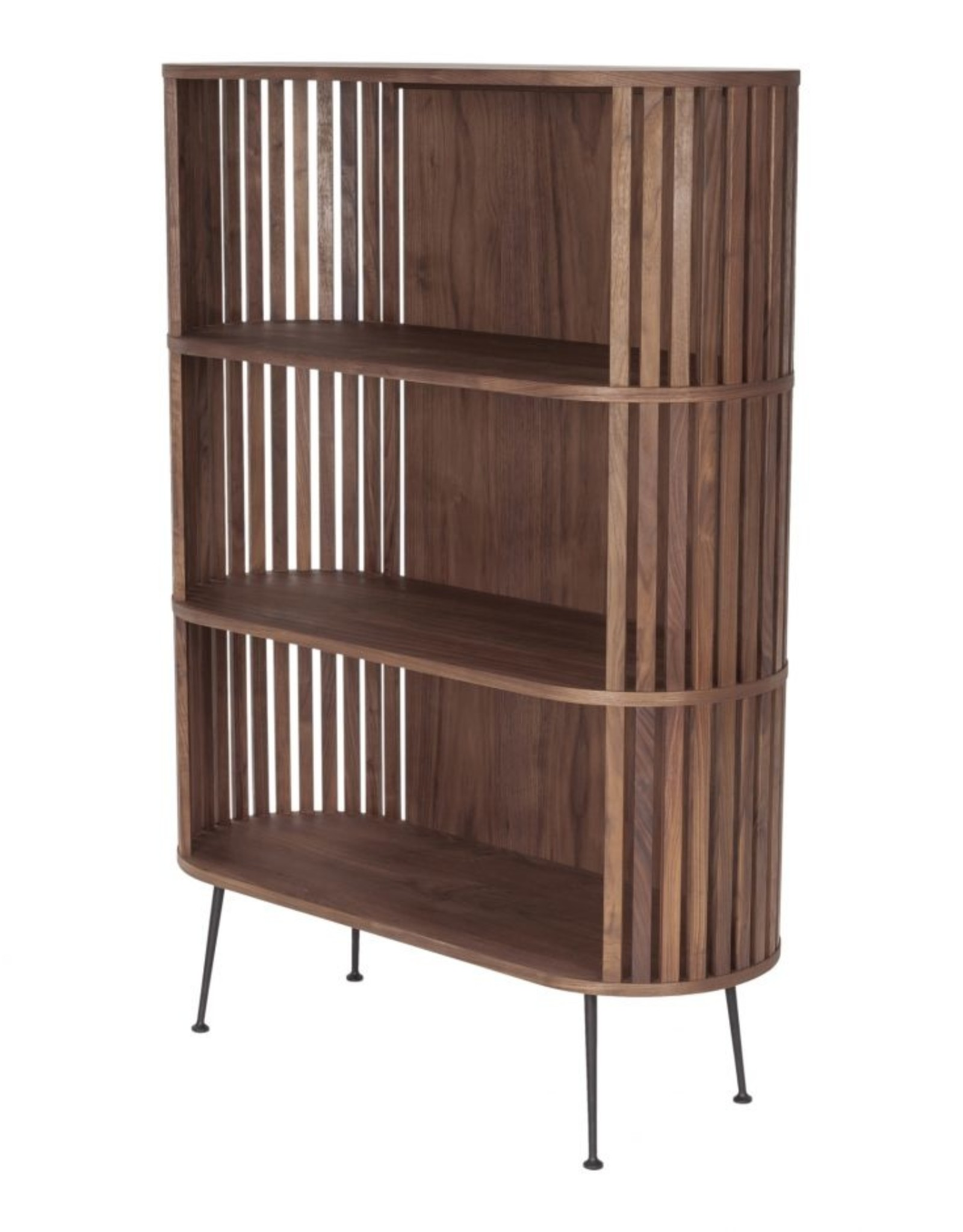 Moes Home Collection Moes Henrich Bookshelf YC-1024-21
