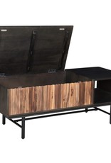 Moes Home Collection Moes Jackson Storage Coffee Table RP-1006-02