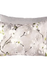 Cushions Candym White Green Floral