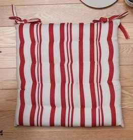 Fab Styles Cushions Fab Styles Chair Pad Broadway Red