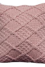 Alamode Home Cushions RJS Knit Pink Small
