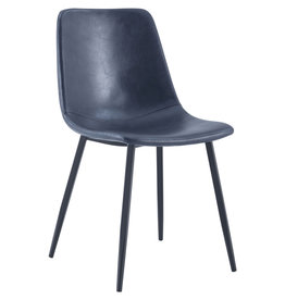 Cathay Cathay Jasmine Dining Chair 01-1977-BLK