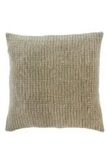 Indaba Cushions Indaba Nadi Linen Olive 20 x 20