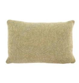 Indaba Cushions Indaba Cotton Knit Green 16 x 24