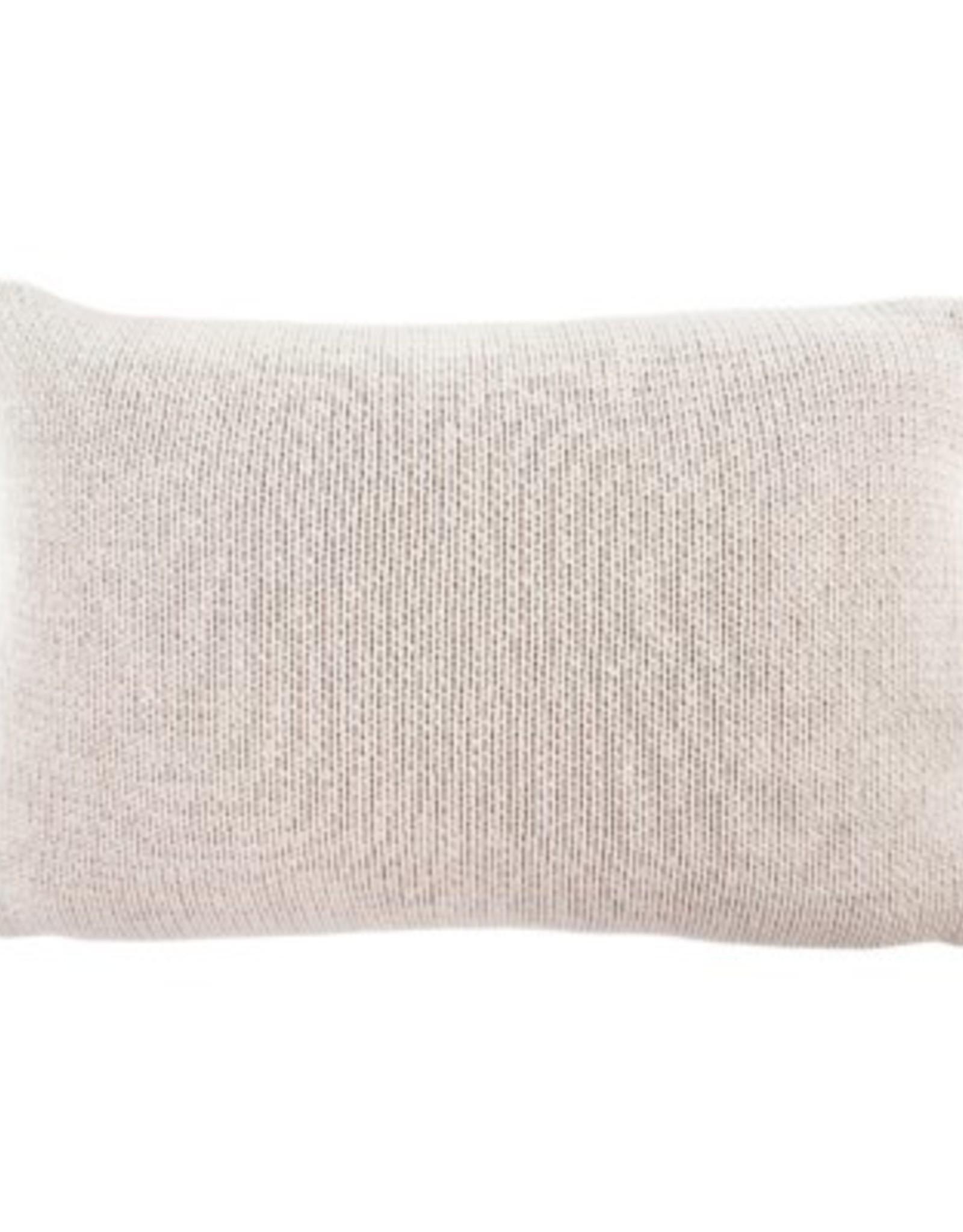 Indaba Cushions Indaba Cotton Knit Lavender 16 x 24