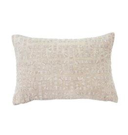 Indaba Cushions Indaba Liza Ivory 16 x 24