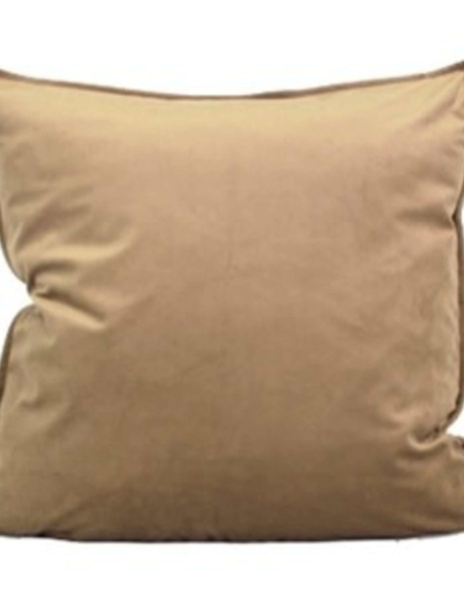 Daniadown Cushions Daniadown Velvet Euro Taupe**