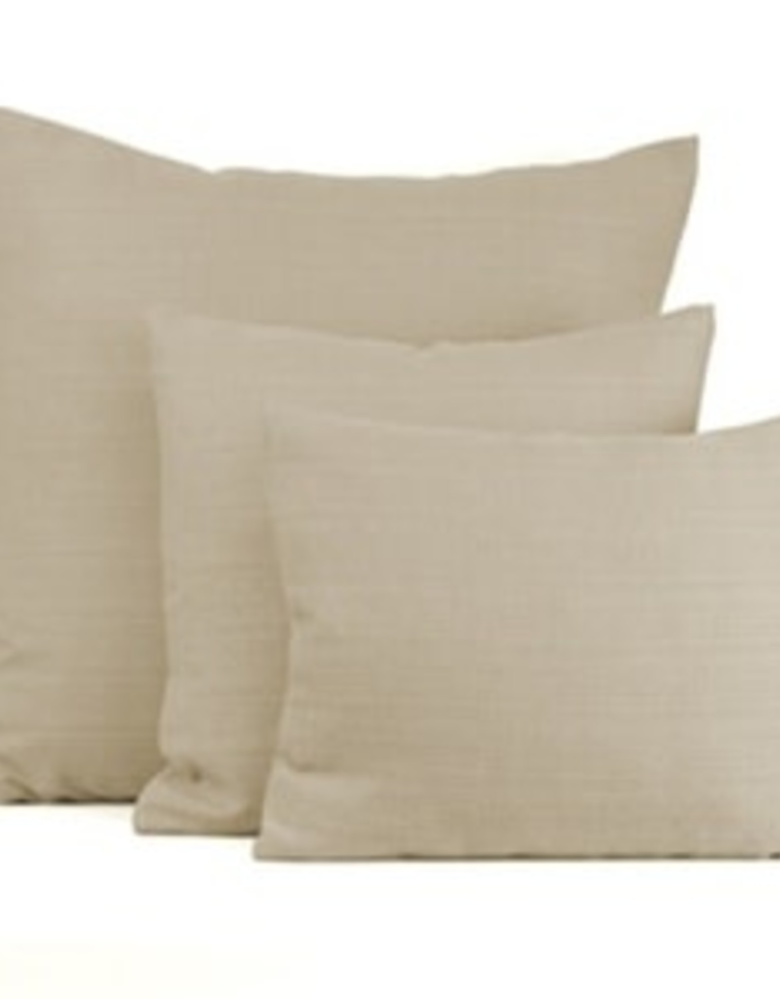 Daniadown Cushions Daniadown Faux Linen Cloud 14 x 22