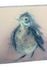 Cedar Mountain Cedar Mountain Art Block Fluffy Bird LF3020