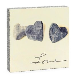 Cedar Mountain Cedar Mountain Art Block Love Stones LF5127