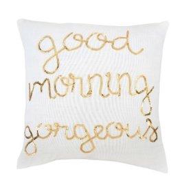 Indaba Cushions Indaba Good Morning Sequin 20 x 20