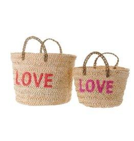 Indaba Basket Indaba Love LG