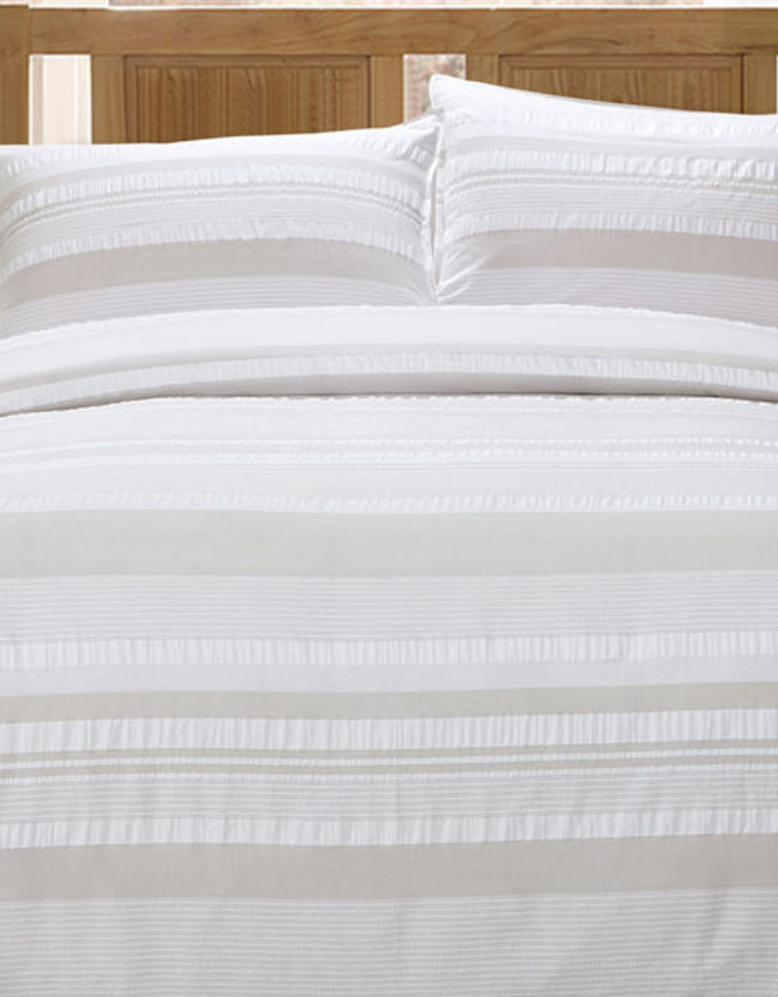 Daniadown Duvet Set Daniadown Palm Springs Queen w / Pillow Cases