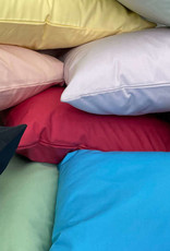 Cuddle Down Pillow Cases Cuddledown Percale Fashion King ( Pair) Clearwater ( 43 )