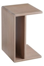Moes Home Collection Moes Accent Table Hiroki White BC-1094-18