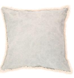 Cushions Brunelli Cotton Candy Blue 18 x 18