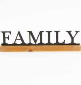 Signs CJ Family