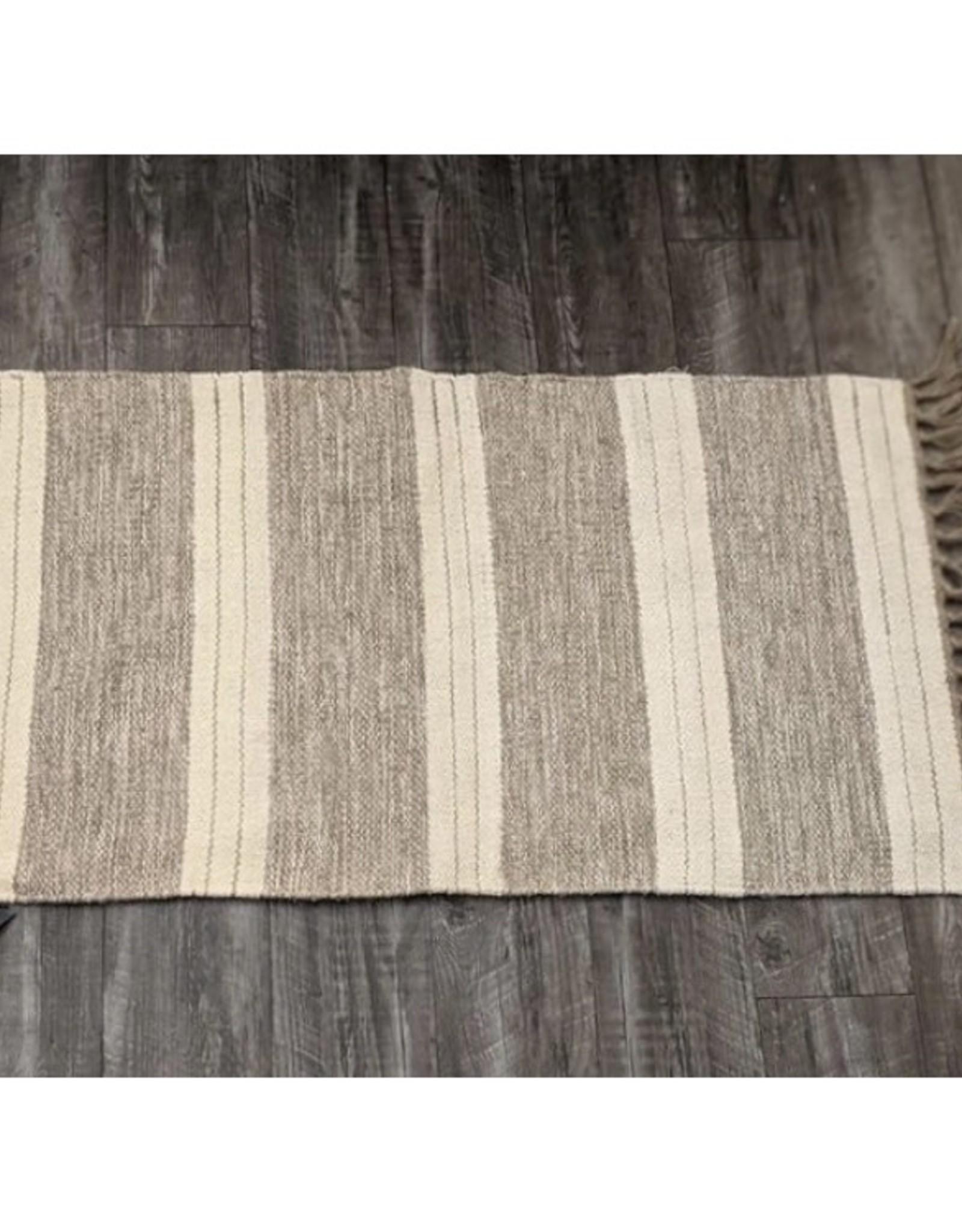 Rugs RichCasa Jute & Cotton Natural 4260 2 x 3