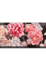 Streamline Art Rosy Blooms 20x60