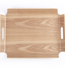 """Cathay Basket Cathay Tray Bentwood 17""""x 13"""" 10-2455"""
