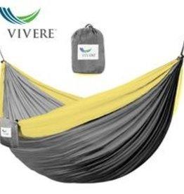 Hammock Vivere Parachute Double Grey / Yellow 251
