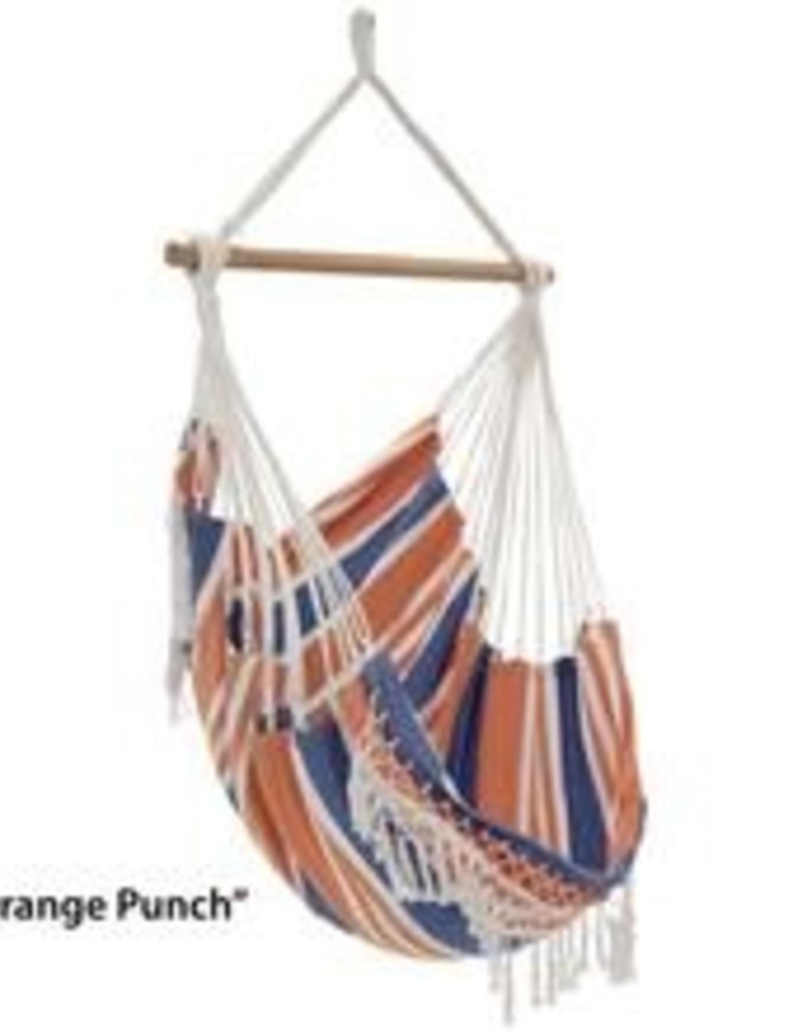 Hammock Vivere Brazilian Chair Orange Punch 540