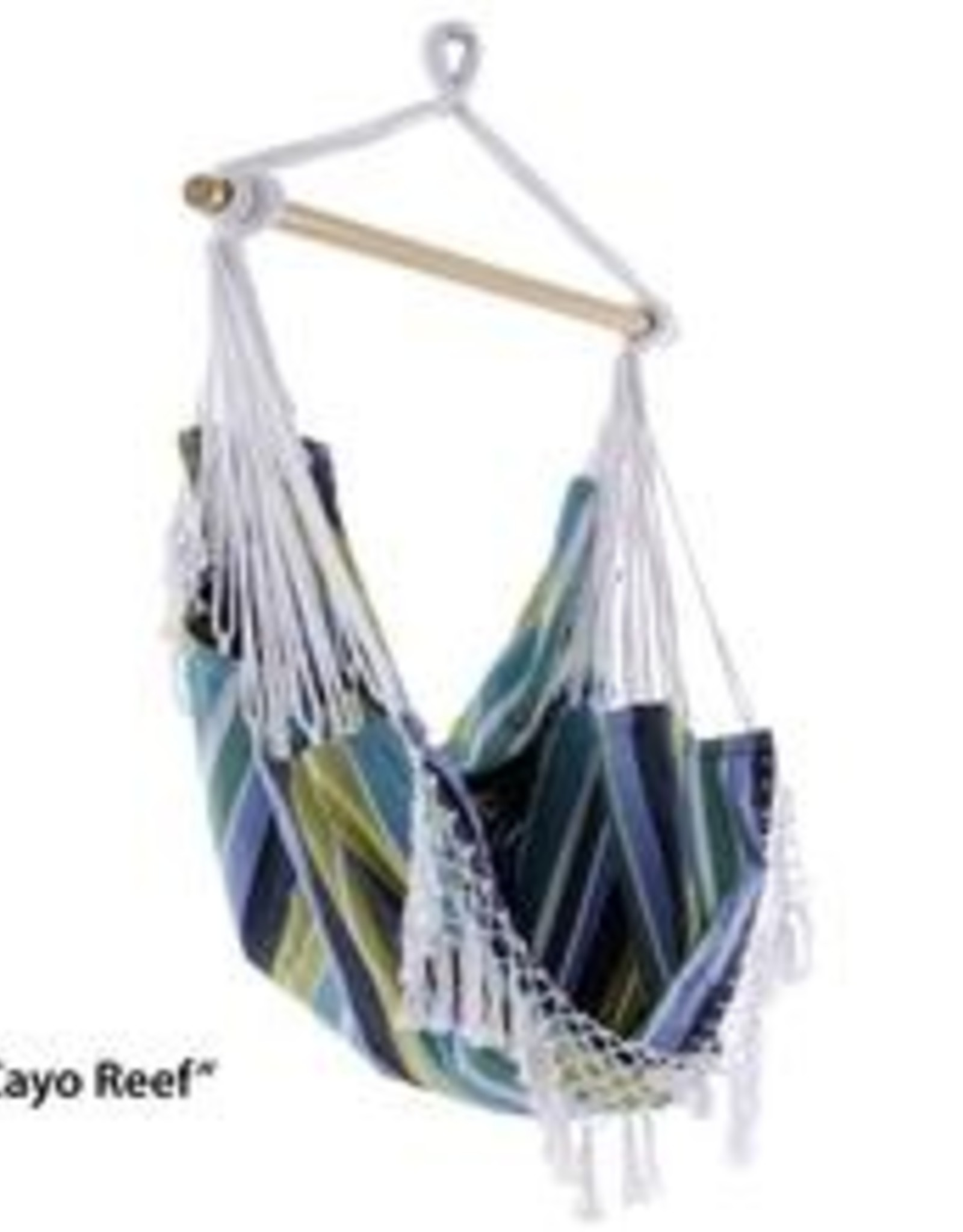 Hammock Vivere Brazilian Chair Cayo Reef 529