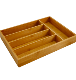Cathay Basket Cathay Tray Cutlery Bamboo Small 23-0128