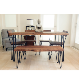 LH Imports LH Organic Dining Table ORD10-MB