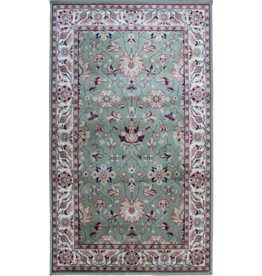 Rugs Avocado Artificial Silk 2'4 x 7'3 Majesty Green