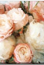 Streamline Art English Rose Garden 30 x 30