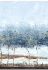 Streamline Art Far and Riverside 30 x 45