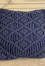 Cushions Rugs Beyond Navy Macreme