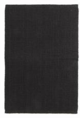 Rugs PC Jute Boucle Black 2'x 3'