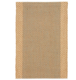 Rugs PC Woven Jute/Latex/NT/WH/GB 2' x 7'