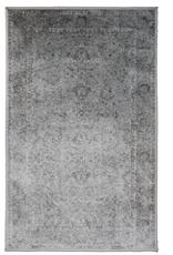 Rugs Avocado Artificial Silk 2'4 x 7'3 Centennial Silver