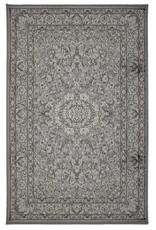 Rugs Avocado Artificial Silk 2'4 x 3'7 Tabriz Grey
