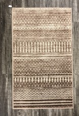Rugs Avocado Artificial Silk 2'4 x 3'7 Antique Taupe