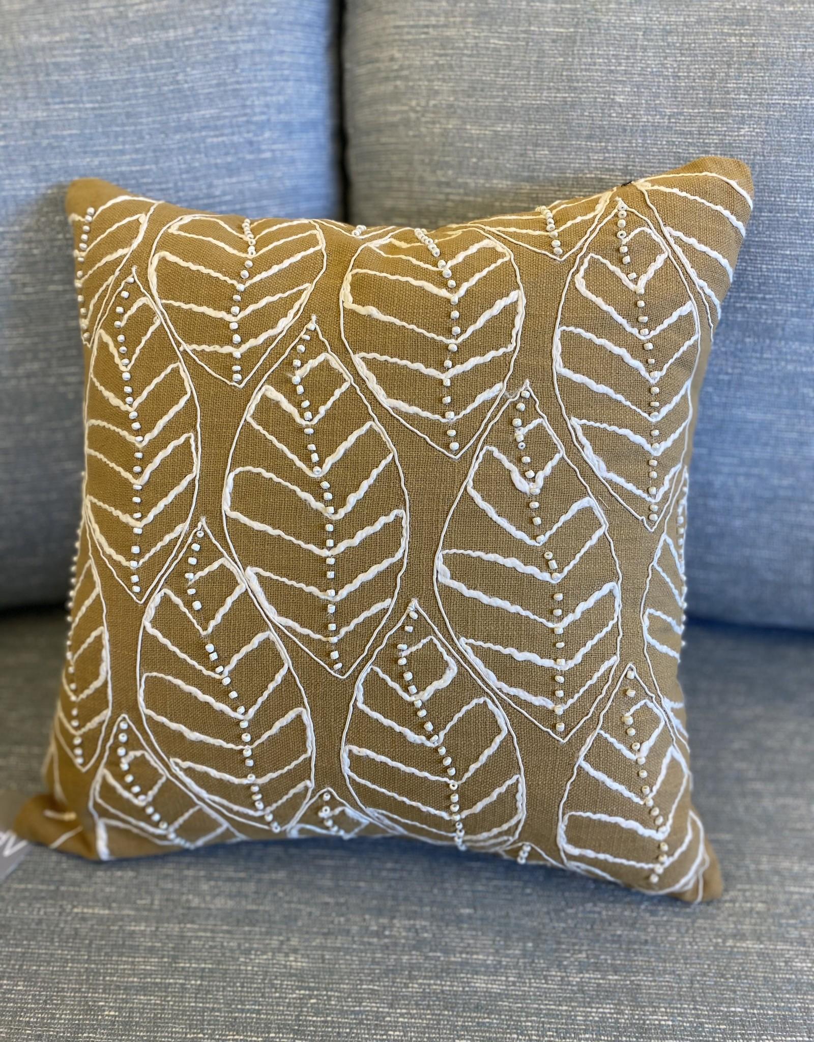 Cushions PC Leaves 17 x 17 8190518