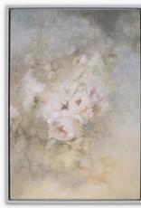 Art Northwood Pink Floral Canvas BTT02 33x43