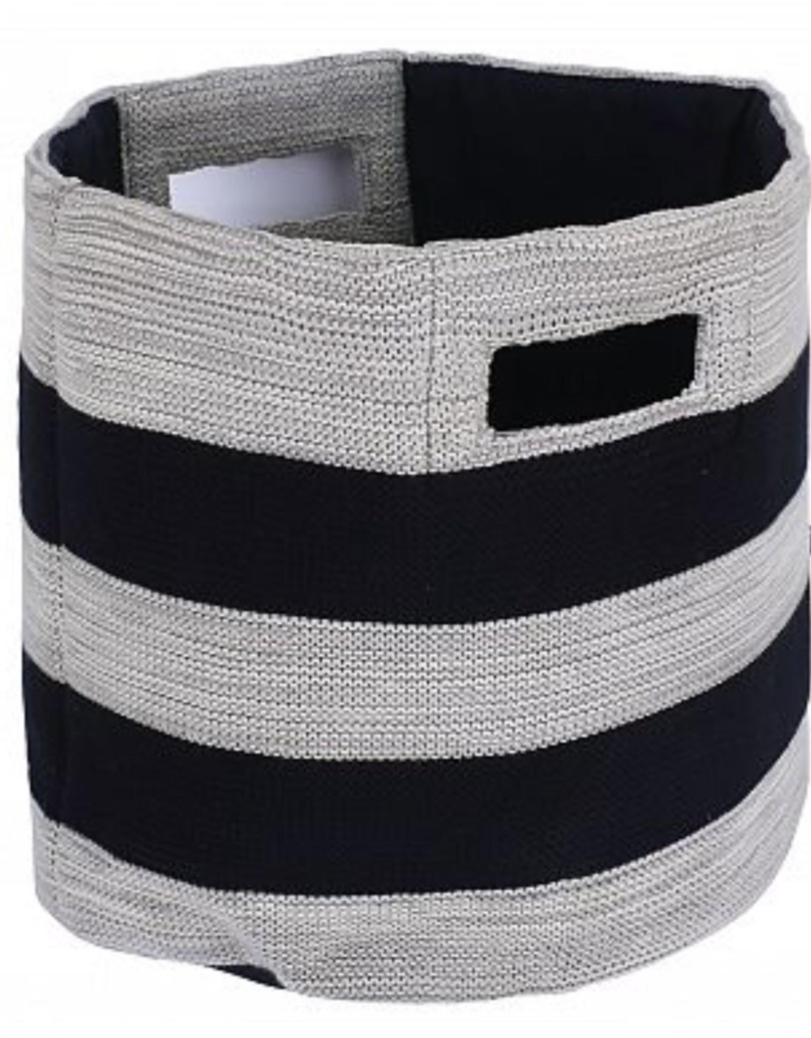 Basket Northwood Navy Stripe IMP7619