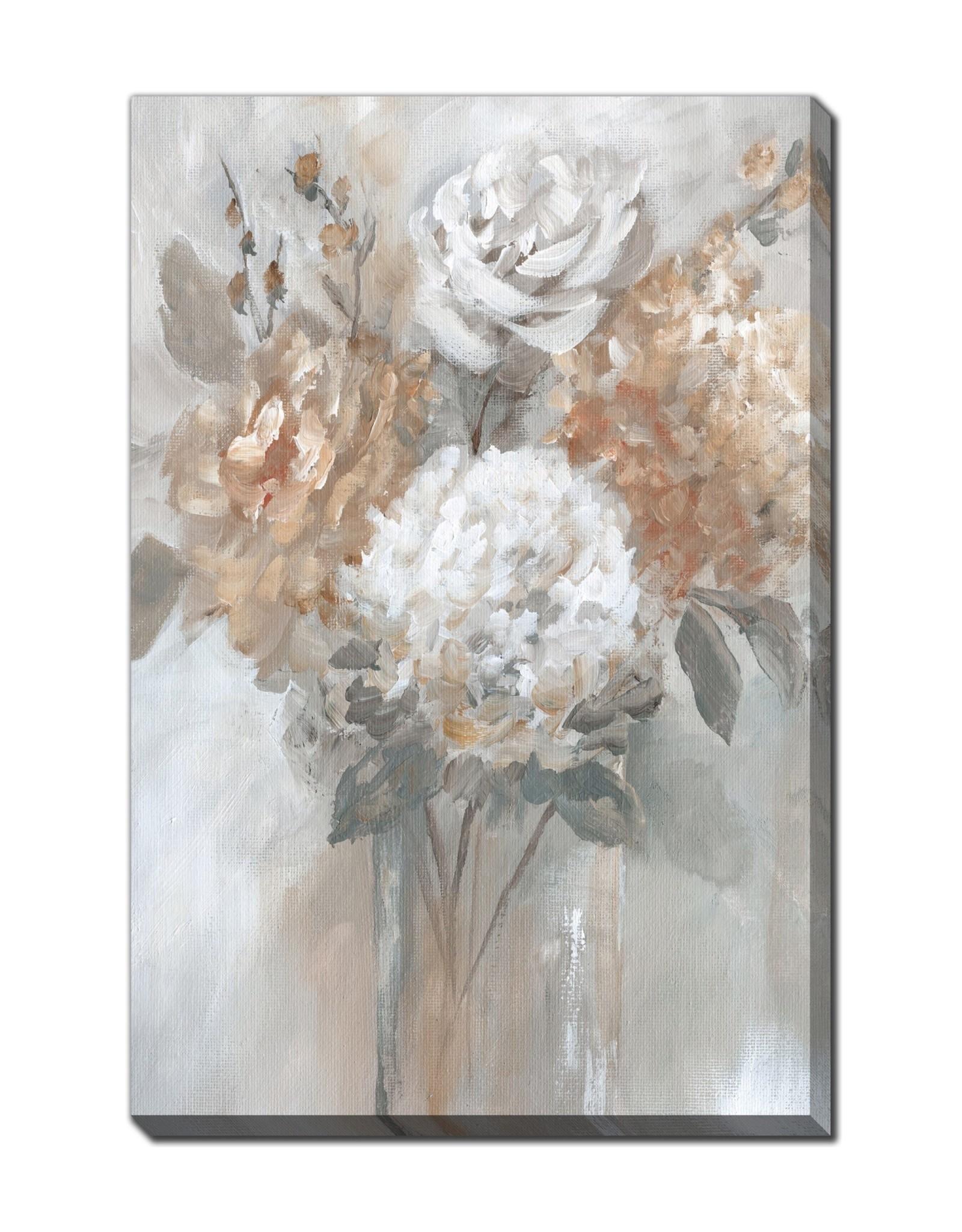 Streamline Art Blushing Bouquet 30 x 45