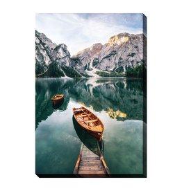 Streamline Art Boats and Slip 30 x 45