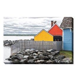 Streamline Art Coastal Geometry 30 x 45